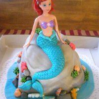 Ariela mořská víla