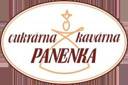 Cukrárna a Kavárna Panenka Logo