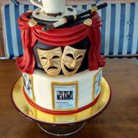 divadelni dort