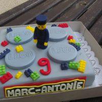 Lego šedé