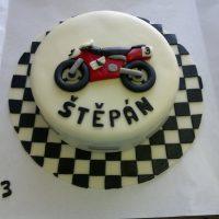 Motorka pro Štěpána