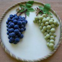 Sladké hrozny vína