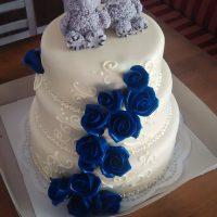 Svatební dort Me to you