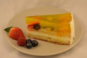 ovocny ctrvtka dort