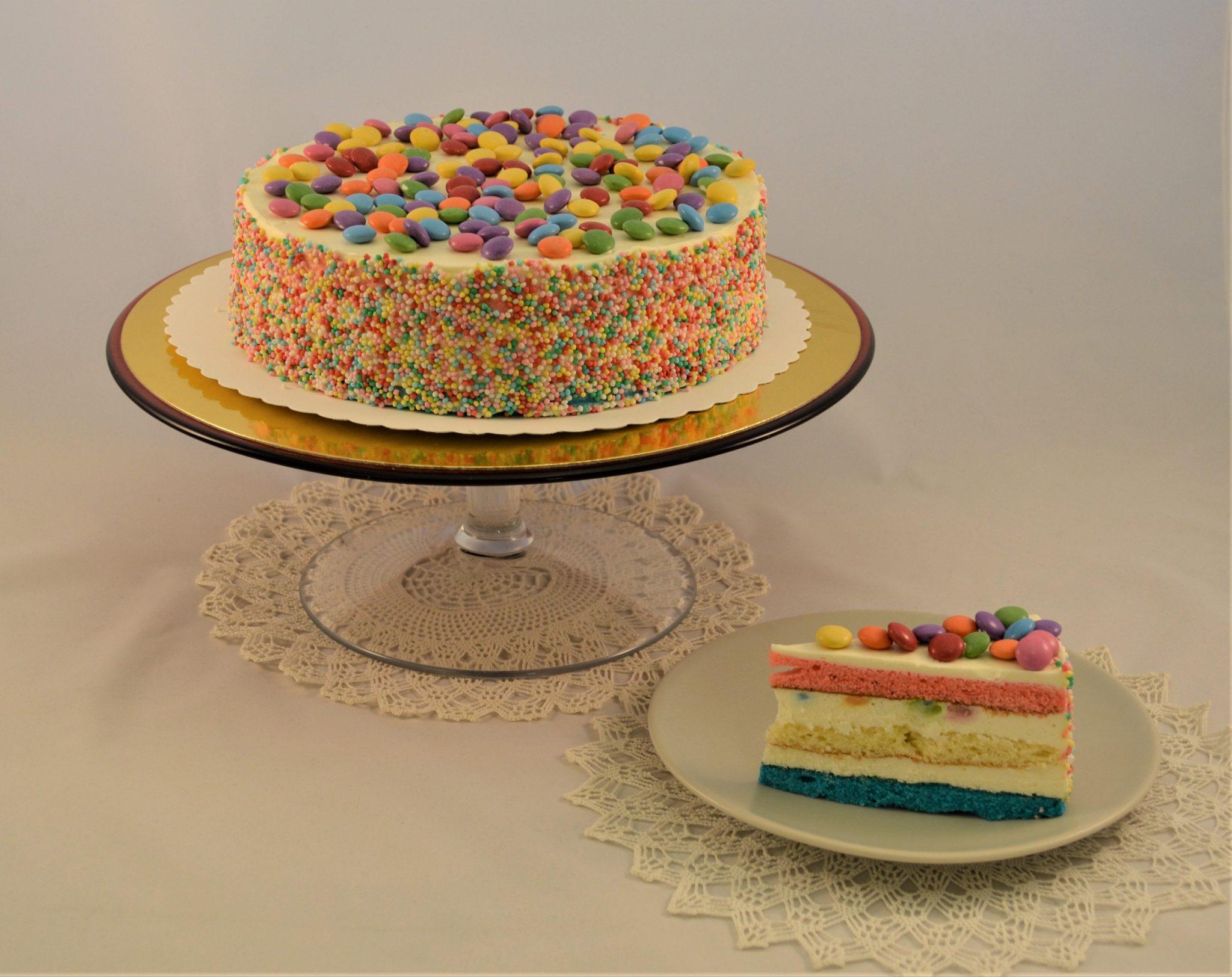 lentilkovy dort